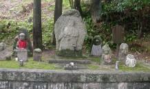 清水寺石仏